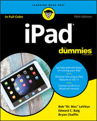 Купить книгу iPad For Dummies, автора Bob  LeVitus