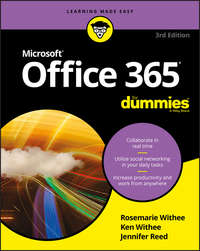 Купить книгу Office 365 For Dummies, автора Ken  Withee