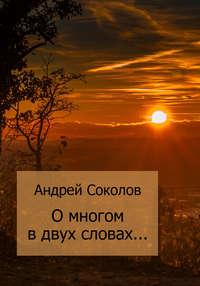 Купить книгу О многом в двух словах…, автора Андрея Соколова