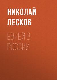 Купить книгу Еврей в России, автора Н. С. Лескова