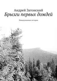 Купить книгу Брызги первых дождей. Невыдуманные истории, автора Андрея Затонского