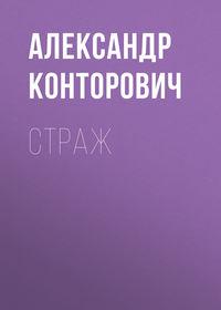 Купить книгу Страж, автора Александра Конторовича