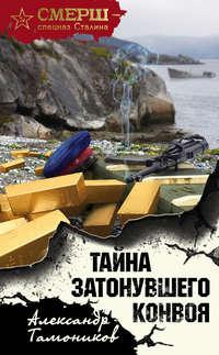 Купить книгу Тайна затонувшего конвоя