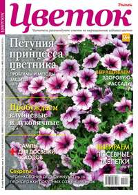 Купить книгу Цветок 02-2019, автора