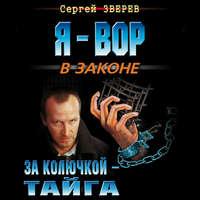 Купить книгу За колючкой – тайга, автора Сергея Зверева