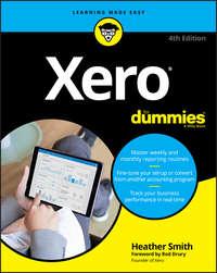 Купить книгу Xero For Dummies, автора Heather  Smith
