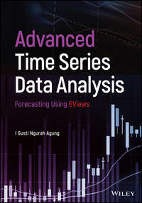 Купить книгу Advanced Time Series Data Analysis. Forecasting Using EViews, автора