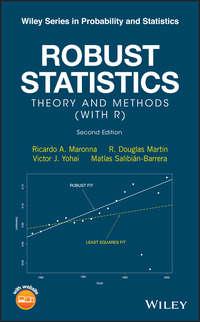 Купить книгу Robust Statistics. Theory and Methods (with R), автора