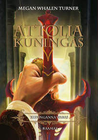 Купить книгу Attolia kuningas, автора Megan Whalen Turner