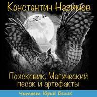Купить книгу Поисковик. Магический песок и артефакты, автора Константина Назимова