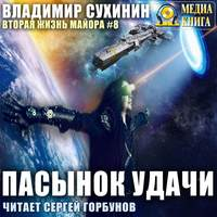 Купить книгу Пасынок удачи, автора Владимира Сухинина
