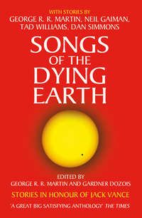 Купить книгу Songs of the Dying Earth, автора Джорджа Р. Р. Мартина