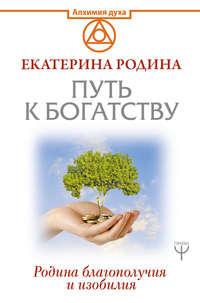 Купить книгу Путь к богатству. Родина благополучия и изобилия, автора Екатерины Родиной