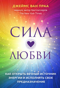 Купить книгу Сила любви, автора Джеймса ван Праага