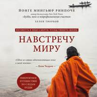Купить книгу Навстречу миру, автора Йонге Мингьюра Ринпоче