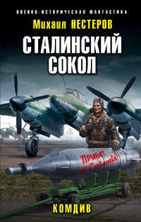 Купить книгу Сталинский сокол. Комдив, автора Михаила Нестерова