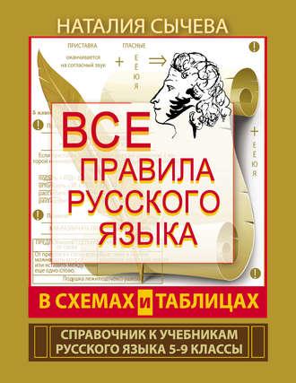 Русский язык в таблицах и схемах скачать.